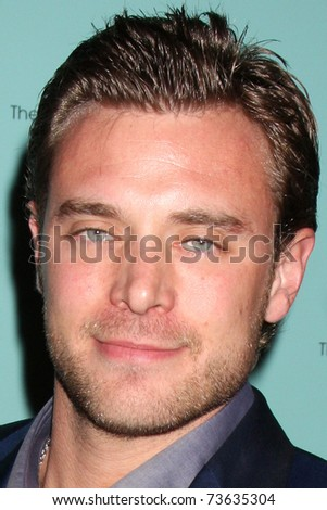 LOS ANGELES - MAR 18:  Billy Miller arriving at The Young & the Restless 38th Anniversary Party Hosted by The Bell Family at Avalon Hotel on March 18, 2011 in Beverly HIlls, CA