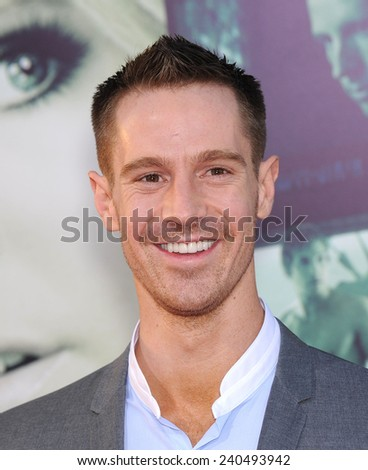 "LOS ANGELES - MAR 12:  Jason Dohring arrives to the """"Veronica Mars"" Los Angeles Premiere  on March 12, 2014 in Hollywood, CA                 - stock photo"