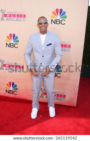 LOS ANGELES - MAR 29:  Ludacris at the 2015 iHeartRadio Music Awards  at the Shrine Auditorium on March 29, 2015 in Los Angeles, CA - stock photo