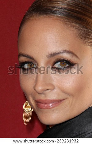 LOS ANGELES - MAR 1:  Nicole RIchie at the QVC 5th Annual Red Carpet Style Event at the Four Seasons Hotel on March 1, 2014 in Beverly Hills, CA - stock photo
