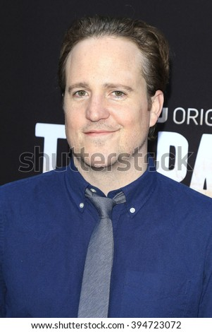 LOS ANGELES - MAR 21: Patch Darragh at the Premiere of 'The Path' at Arclight Hollywood on March 21, 2016 in Los Angeles, California - stock photo