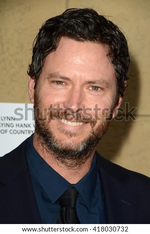 LOS ANGELES - MAR 22:  Will Beinbrink at the I Saw the Light LA Premiere at the Egyptian Theatre on March 22, 2016 in Los Angeles, CA - stock photo