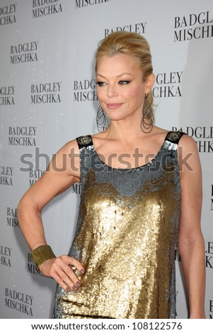 LOS ANGELES -  MARCH 2:  Charlotte Ross arrives at the Badgley Mischka Flagship Store Opening at Badgley Mischka on Rodeo Drive on March 2, 2011 in Beverly Hills, CA