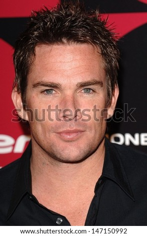 Los Angeles. Mark McGrath at the launch party of Pioneer Electronics new Automotive Navigation System, held at the Montmartre Lounge, Hollywood. 21 April 2005 Trevor Moore/Landmark Media - stock photo