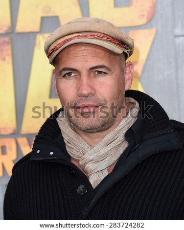 "LOS ANGELES - MAY 07:  Billy Zane arrives to the ""Mad Max: Fury Road"" Los Angeles Premiere  on May 7, 2015 in Hollywood, CA                 - stock photo"