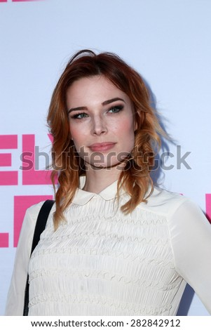 "LOS ANGELES - MAY 27:  Chloe Dykstra at the ""Barely Lethal"" Los Angeles Screening at the ArcLight Hollywood Theaters on May 27, 2015 in Los Angeles, CA"