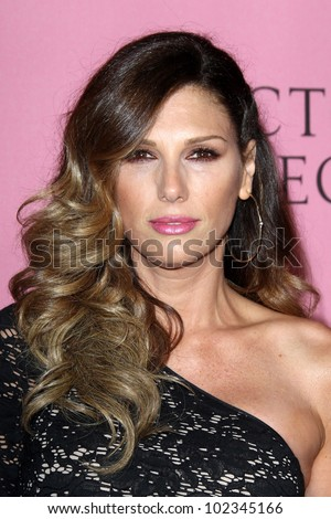 LOS ANGELES - MAY 10:  Daisy Fuentes arrives at the Victoria's Secret What Is Sexy? Party at Mr. C Beverly Hills  on May 10, 2012 in Beverly Hills, CA