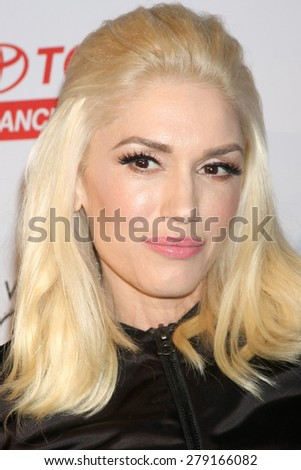 "LOS ANGELES - MAY 16:  Gwen Stefani at the ""An Evening with Women"" Benefitting LA LGBT Center at the Palladium on May 16, 2015 in Los Angeles, CA"