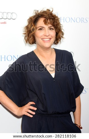 LOS ANGELES - MAY 27:  Jill Soloway at the 8th Annual Television Academy Honors - Arrivals at the Montage Hotel on May 27, 2015 in Beverly Hills, CA - stock photo