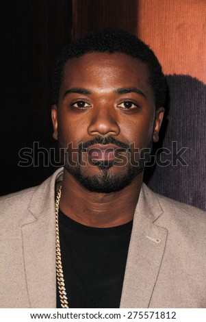 "LOS ANGELES - MAY 3:  Ray J Norwood at the ""Where Hope Grows"" Los Angeles Premiere at the ArcLight Hollywood Theaters on May 3, 2015 in Los Angeles, CA - stock photo"