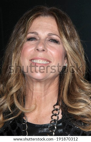"LOS ANGELES - MAY 8:  Rita Wilson at the ""Fed Up"" Premiere at Pacific Design Center on May 8, 2014 in West Hollywood, CA"
