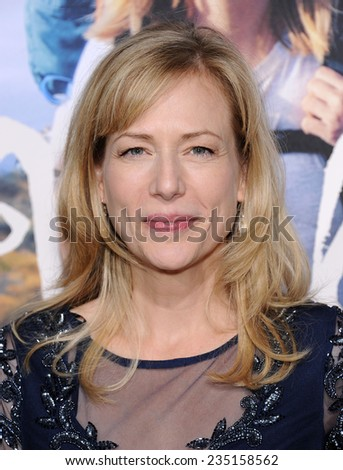 """LOS ANGELES - NOV 19:  Cathryn de Prume arrives to the """"Wild"""" Los Angeles Premiere on November 19, 2014 in Beverly Hills, CA                 - stock photo"""