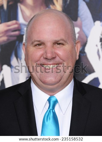 """LOS ANGELES - NOV 19:  James Dumont arrives to the """"Wild"""" Los Angeles Premiere on November 19, 2014 in Beverly Hills, CA                 - stock photo"""