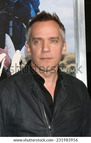 """LOS ANGELES - NOV 19:  Jean Marc Vallee at the """"Wild"""" Premiere at the The Academy of Motion Pictures Arts and Sciences on November 19, 2014 in Beverly Hills, CA - stock photo"""