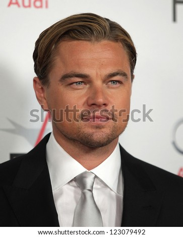 "LOS ANGELES - NOV 03:  Leonardo DiCaprio arriving to ""J. Edgar"" Los Angeles Premiere  on November 03, 2011 in Hollywood, CA"