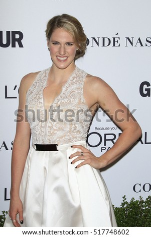 LOS ANGELES - NOV 14:  Missy Franklin at the Glamour Women Of The Year 2016 at NeueHouse Hollywood on November 14, 2016 in Los Angeles, CA