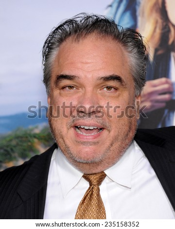 """LOS ANGELES - NOV 19:  W. Earl Brown arrives to the """"Wild"""" Los Angeles Premiere on November 19, 2014 in Beverly Hills, CA                 - stock photo"""