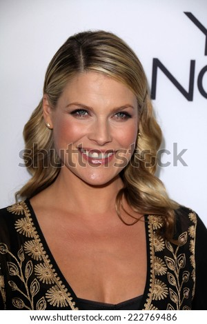 "LOS ANGELES - OCT 8:  Ali Larter at the ""You're Not You"" L.A. Premiere at Landmark Theater on October 8, 2014 in Los Angeles, CA - stock photo"