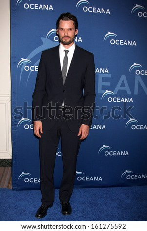 LOS ANGELES - OCT 30:  Austin Nichols at the Oceana's Partners Awards Gala 2013 at Beverly Wilshire Hotel on October 30, 2013 in Beverly Hills, CA
