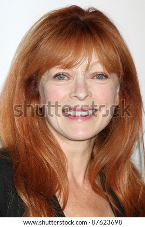 LOS ANGELES - OCT 28:  Frances Fisher arriving at the Peace Over Violence 40th Annual Humanitarian Awards Dinner  at Beverly Hills Hotel on October 28, 2011 in Beverly Hills, CA