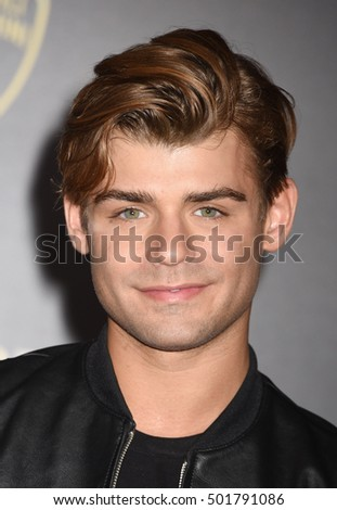 "LOS ANGELES - OCT 20:  Garrett Clayton arrives to the ""Doctor Strange"" World Premiere  on October 20, 2016 in Los Angeles, CA"