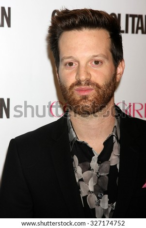 LOS ANGELES - OCT 12:  Mayer Hawthorne at the Cosmopolitan Magazine's 50th Anniversary Party at the Ysabel on October 12, 2015 in Los Angeles, CA
