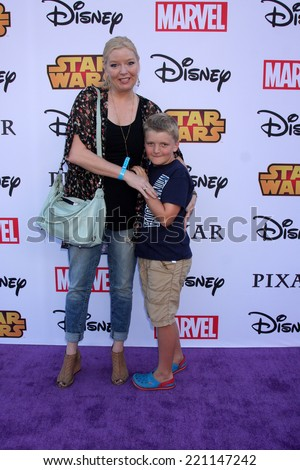 Melissa Peterman And Son