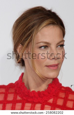 "LOS ANGELES - OCT 7:  Michelle Monaghan at the ""The Best of Me"" LA Premiere at Regal 14 Theaters on October 7, 2014 in Los Angeles, CA - stock photo"