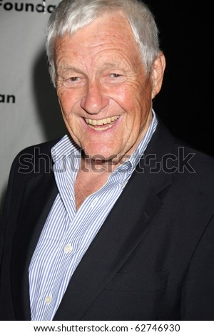 "LOS ANGELES - OCT 9:  Orson Bean arrives at the ""Evening WIth the Stars 2010"" benefit for the Desi Geestman Foundation at Farmer's Market.Theatre on October 9, 2010 in Los Angeles, CA"