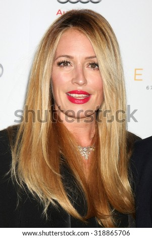 LOS ANGELES - SEP 19:  Cat Deeley at the 67th Emmy Awards Performers Nominee Reception at the Pacific Design Center on September 19, 2015 in West Hollywood, CA