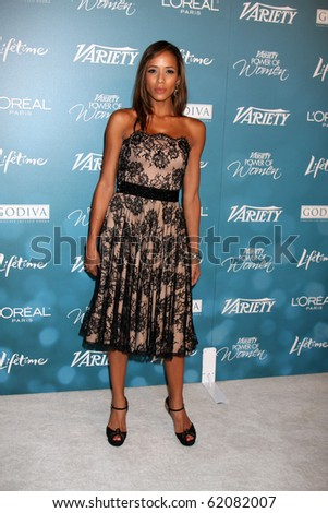 LOS ANGELES - SEP 30:  Dania Ramirez arrives at  Variety's 2nd Annual Power of Women Luncheon at Beverly Hills Hotel on September 30, 2010 in Beverly Hills, CA
