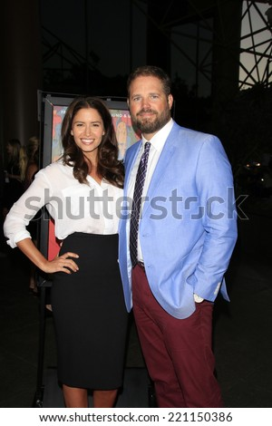"LOS ANGELES - SEP 30:  David Denman at the ""Men, Women And Children"" - Los Angeles Premiere at Directors Guild of America on September 30, 2014 in Los Angeles, CA"