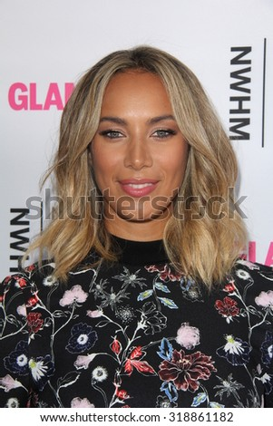 LOS ANGELES - SEP 19:  Leona Lewis at the 4th Annual Women Making History Brunch at the Skiirball Cultural Center on September 19, 2015 in Los Angeles, CA - stock photo