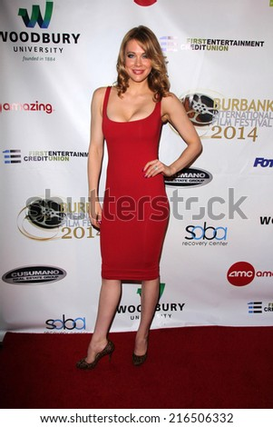 "LOS ANGELES - SEP 6:  Maitland Ward at the ""Mercenaries"" Premiere - Burbank International Film Festival at AMC 6 on September 6, 2014 in Burbank, CA"