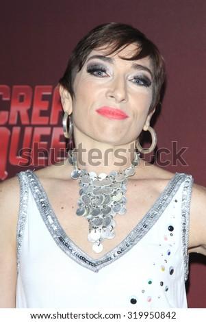 Leslie Grossman 2015