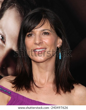 "LOS ANGELES - SEP 12:  Perrey Reeves arrives to the ""The Words"" Premiere  on September 12, 2012 in Hollywood, CA                 - stock photo"