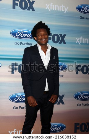 LOS ANGELES - SEP 8:  Seaton Smith at the 2014 FOX Fall Eco-Casino at The Bungalow on September 8, 2014 in Santa Monica, CA - stock photo