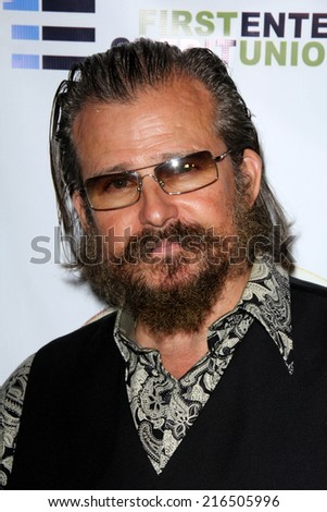 "LOS ANGELES - SEP 6:  Tim Abell at the ""Mercenaries"" Premiere - Burbank International Film Festival at AMC 6 on September 6, 2014 in Burbank, CA - stock photo"
