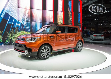 Kia soul stock images royalty free images vectors for Kia motor company usa
