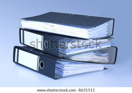 lots of work to do - stock photo