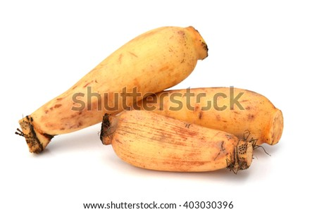 Lotus root - stock photo
