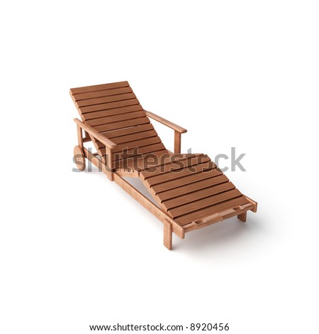 lounge - stock photo
