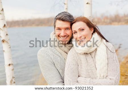 love couple - stock photo