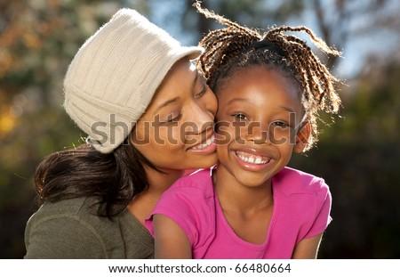 Love, Family, Happiness - stock photo