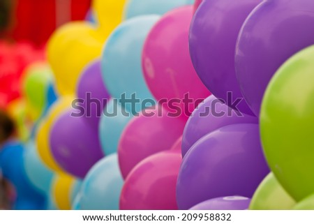 lovely balloon