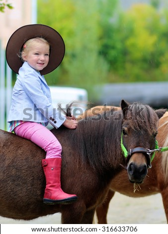 Pony Stock Photos Images Amp Pictures Shutterstock