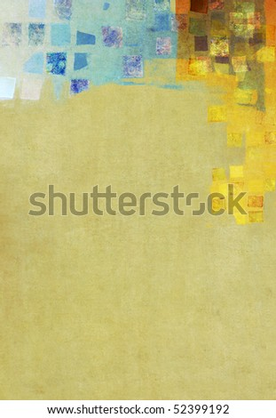lovely earthy background image - stock photo