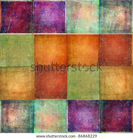 lovely earthy background image and design element - stock photo