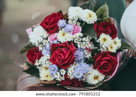 lovely flowers Bouquet.