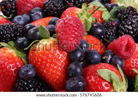 Lovely fruit for a healthy lifestyle
